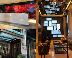 The Quin Hotel: A Contemporary & Artistic Gem in New York City New York City Location, Outside Seating Area, New York Buildings, Hotel Guest, Hotel Lobby, Pent House, Central Park, Luxury Travel, Contemporary Artists