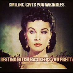 Too Funny, No wrinkles here lol