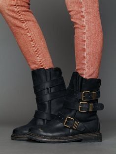 Jeffrey Campbell Lee Boot at Free People Clothing Boutique | stop it you're so pretty.