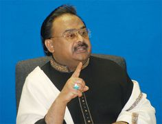 Smokers, gutka-eaters will not get MQM ticket: Altaf Hussain