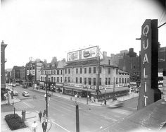 8th & Vine Street, circa 1949