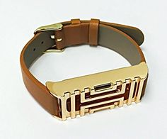 BSI 1pc Elegant Brown Leather Bracelet Wristband Strap With Rose Gold Smart Tracker Housing And Gold Clasp For Fitbit Flex Wireless Activity Sleep Fitness Sport Bracelet Wristband Smart Band Tracker PL http://www.amazon.com/dp/B015ACSLCQ/ref=cm_sw_r_pi_dp_6D5lwb1K494TY