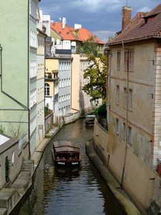 prague sightseeing cruise on the vltava river