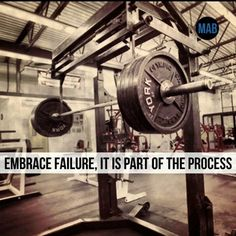 The Road To Succes Is to Embrace Failure Every Now And Than.