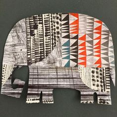 Clare Youngs - Elephant