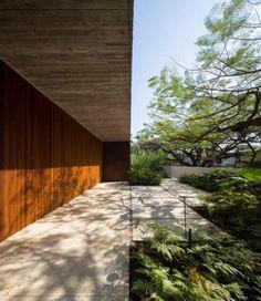 studio mk27 - marcio kogan, Fernando Guerra / FG+SG · Ipês House
