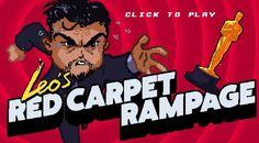 LEO'S RED CARPET RAMPAGE   Alla caccia dell'Oscar!
