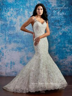 Bridal Gowns - Karelina Sposa - Style: C8081 by Mary's Bridal Gowns