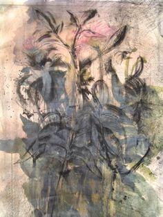 flowers Jim Dine
