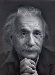 Albert Einstein by Yousuf Karsh