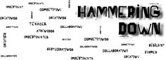 #HammeringDown