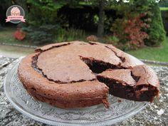 """The gâteau au chocolat de """"Guiguine cuisine"""""""