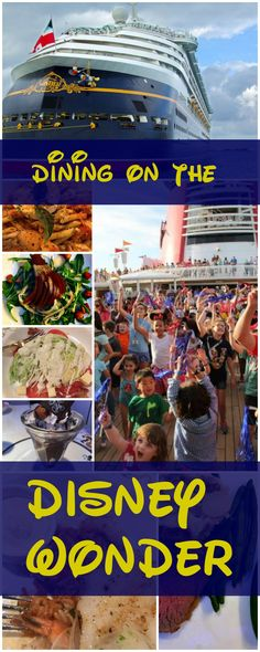 Everything you ever wanted to know about dining on the Disney Wonder  |Disney Wonder|Disney Cruise Line|Cruise tips|Cruise ideas|Cruise with kids|eating on a cruise|dining options on a disney cruise|dining options on Disney Cruise Line|Disney Cruise Line|Disney Social Media Moms|