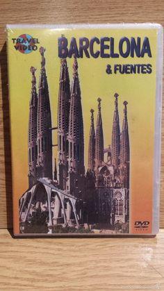 BARCELONA & FUENTES. DVD / DIGITAL VIDEO PRODUCCIÓN. EN 8 IDIOMAS / PRECINTADO.