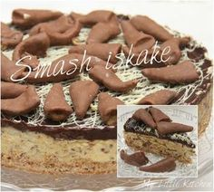 Smash iskake - My Little Kitchen