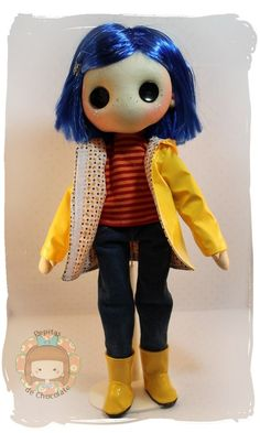 Pepita Coraline by Pepitas de Chocolate