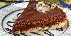 Torta brownie de avelã