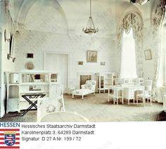 otmacamera:  OTMA's livingroom at the Livadia palace, 1911
