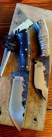 Dark Timber Custom Knives custom made knives and handmade knives | Bushcraft…