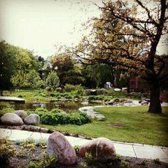 Parken vår!