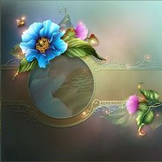 "Moonbeam's ~ ""Himalayan Blue Poppies"" ~ moonbeam1212."