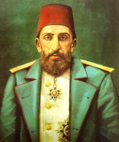 OĞUZ TOPOĞLU : ikinci abdülhamid yağlıboya tablosu - topkapı sarayı portre galerisi Sultan Murad, Ottoman Empire, World War I, 16th Century, Wwi, Istanbul, Ottomans, Portrait, Period