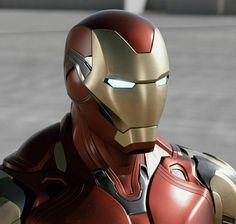 Iron Man Helmet, Iron Man Suit, Iron Man Armor, Marvel Comics Superheroes, Marvel Memes, Marvel Avengers, Iron Man Poster, Marvel Concept Art, Black Panther Art