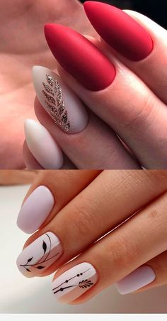 How to make the right choice between Acrylic nails vs gel nails? If you are not the one to take your appearance and personality lightly, you must be taking good care of your nails. Artificial nails like acrylic and gel nails offer a great way to make you White Gel Nails, Rose Gold Nails, Neutral Nails, Red Nails, Zebra Nails, Solid Color Nails, Nail Colors, Cute Nails, Pretty Nails