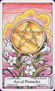 The Hanson-Roberts Tarot is the deck I learnt to read with.. it's an easy to understand one for beginners and has positive, slightly medieval artwork that was originally drawn in coloured pencil. Some of the humans look a little odd, but it grows on you. Read reviews of the Hanson-Roberts Tarot Created by Mary Hanson-Roberts Tarot Deck - 78 Cards - US Games 1985