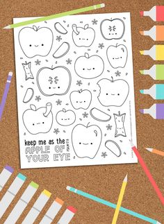 For those of you who are enjoying the coloring craze, or for those with kids who might need some quiet time, I thought it would be a good...