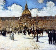 Jean Francois Raffaelli (French, 1850-1924)