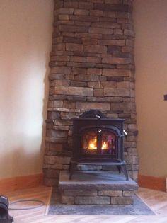 Wood Burning Stoves And Fireplace Ideas On Pinterest