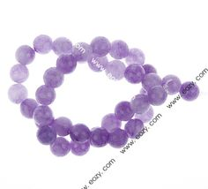 10mm Faceted Amethyst Natural Stone Gemstone DIY Making Charm Round Spacer String Beads Purple
