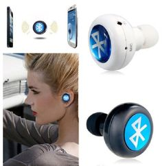 MiNi Bluetooth Wireless In-Ear Earphone / Music & Receive Calls. Starting at $1