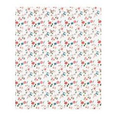 IKEA - SYRENTRY, Plastic-coated fabric, The acrylic-coated fabric is easy to keep clean - just wipe off or machine wash.Can be easily cut to the desired length without hemming.