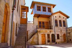 Mimarihaber Anadolu'nun mimari güzellikleri; eski Gaziantep evleri  Mimarihaber Anadolu'nun mimari güzellikleri; eski Gaziantep evleri