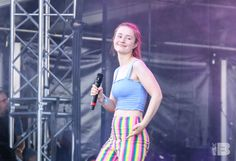 Sigrid at Panorama Music and Arts Festival Videos, Articles and Photos on Baeble Music Lip Colour, Music People, Artist Profile, Music Download, Color Of Life, Celebs, Celebrities, Art Festival, Live Music