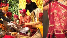 Delhi Witnessed A Royal Wedding Of This 'Rajkumari' With The 'Maharaja' Of 'Patnagarh'