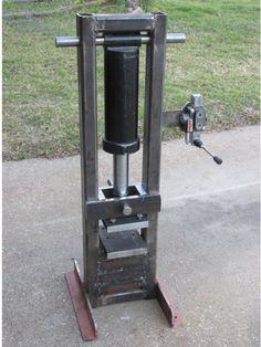 Tabletop Hydraulic Press