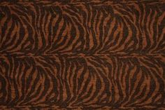 Zebra fabric for Louis chair upholstery 7 & seat cushions.