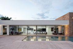 Elegant and functionally designed TB House in Brazil