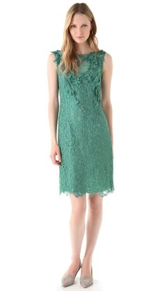 $935 PHILOSOPHY DI ALBERTA FERRETTI Lace Dress