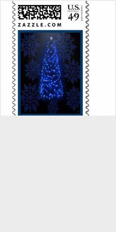 Christmas Postage #christmas2016