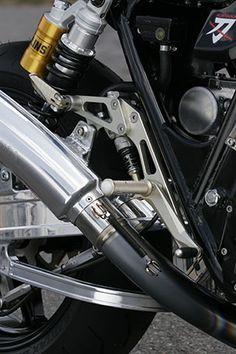 Racing Cafè: Suzuki GSX 1100S Katana RCM-022 by Sanctuary Kouga (RCM-220)