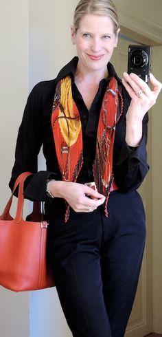 MaiTai's Picture Book: Capsule wardrobe #120 ~ red and black