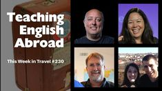 This Week in Travel – Episode 230    Jen Leo and Chris Christensen and myself are joined by this week's guests Marilyn and Matt from Words with Winos about teaching English as a Foreign Language, with a special appearance by Jen's da   http://feedproxy.google.com/~r/EverythingEverywhere/~3/IejneeOG5Hc/
