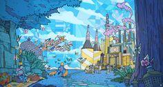 The Art Of Animation, Ryan Michael Atendido - AKA: The10s