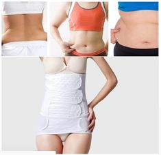 44d3e6c3bf Postpartum Belley Band support Pregnancy Belt Abdominal Recovery Body  Shapewear  fashion  clothing  shoes