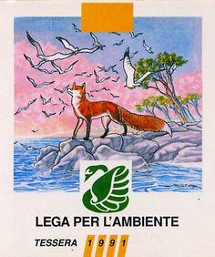 Campagna tesseramento 1991