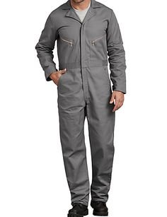 Jumpsuit Mens Romper Sz L Hermans Vintage cotton brown check USA hipster